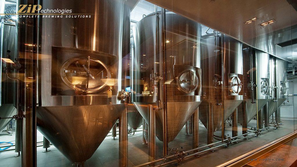 Fermentation vessels – ZIP tech